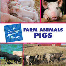 Cover: Farm Animals: Pigs
