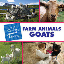 Cover: Farm Animals: Goats