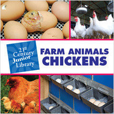 Cover: Farm Animals: Chickens