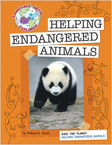Cover: Save the Planet: Helping Endangered Animals