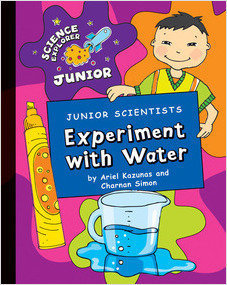 Cover: Junior Scientists: Experiment with Water