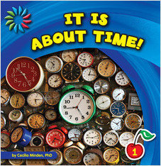Cover: It Is about Time!