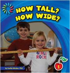 Cover: How Tall? How Wide?