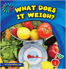 Cover: What Does It Weigh?