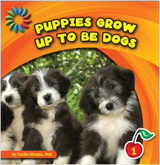 Cover: Puppies Grow up to Be Dogs
