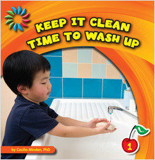 Cover: Keep It Clean: Time to Wash Up