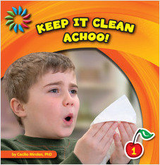 Cover: Keep It Clean: Achoo!