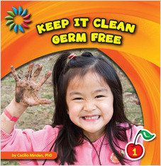 Cover: Keep It Clean: Germ Free