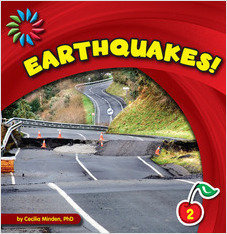 Cover: Earthquakes!