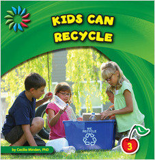 Cover: Kids Can Recycle