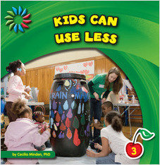 Cover: Kids Can Use Less