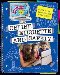 Cover: Online Etiquette and Safety