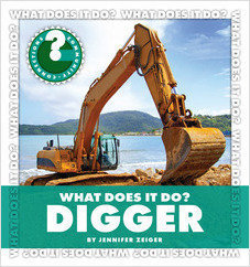 Cover: What Does It Do? Digger