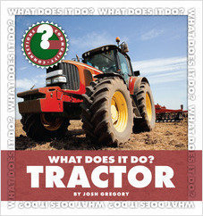 Cover: What Does It Do? Tractor