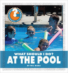 Cover: What Should I Do? At the Pool