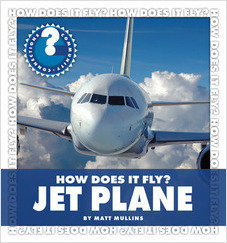 Cover: How Does It Fly? Jet Plane