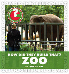 Cover: How Did They Build That? Zoo