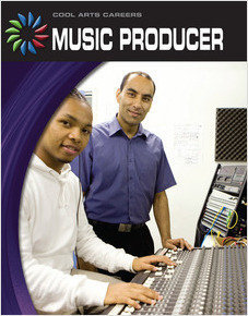 Cover: Music Producer