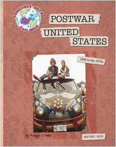 Cover: Postwar United States