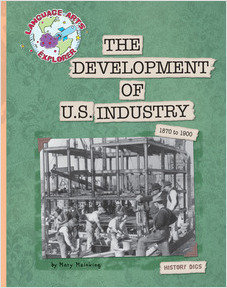 Cover: The Development of U.S. Industry