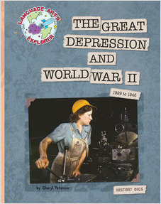 Cover: The Great Depression and World War II