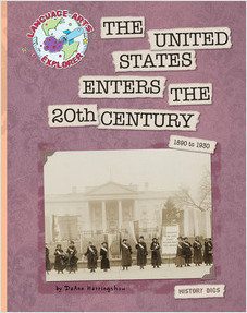 Cover: The United States Enters the 20th Century