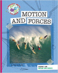 Cover: Science Lab: Motion and Forces