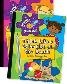 Cover: Science Explorer Junior