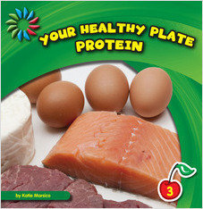 Cover: Your Healthy Plate: Protein