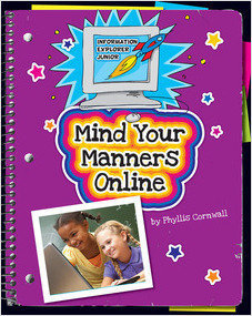 Cover: Mind Your Manners Online