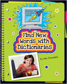 Cover: Find New Words with Dictionaries