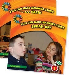 Cover: Kids Can Make Manners Count