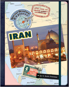 Cover: It's Cool to Learn About Countries: Iran