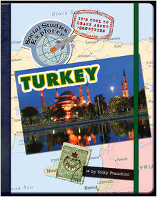 Cover: It's Cool to Learn About Countries: Turkey