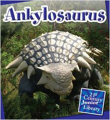 Cover: Ankylosaurus