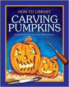 Cover: Carving Pumpkins