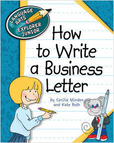 Cover: How to Write a Business Letter