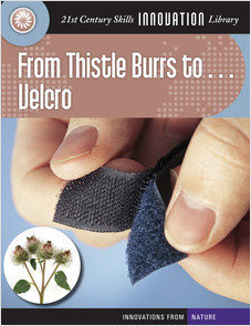 Cover: From Thistle Burrs to... Velcro