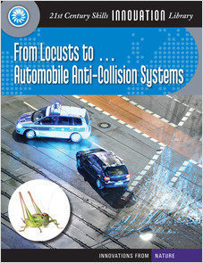 Cover: From Locusts to... Automobile Anti-Collision Systems