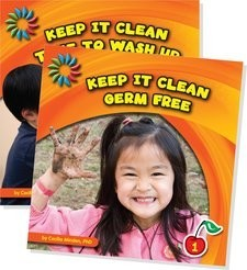 Cover: Keep It Clean