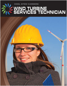 Cover: Wind Turbine Service Technician