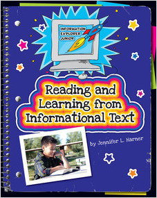 Cover: Reading and Learning from Informational Text