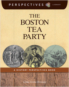 Cover: The Boston Tea Party