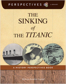 Cover: The Sinking of the Titanic