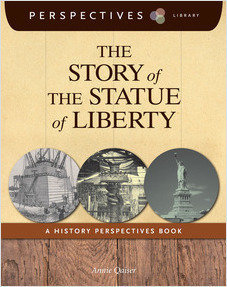 Cover: The Story of the Statue of Liberty
