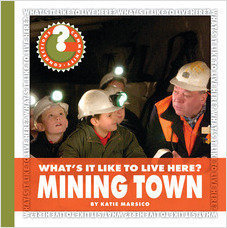 Cover: What's It Like to Live Here? Mining Town