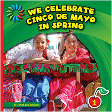 Cover: We Celebrate Cinco de Mayo in Spring