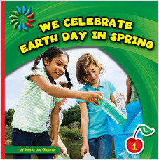 Cover: We Celebrate Earth Day in Spring