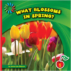 Cover: What Blossoms in Spring?