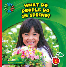 Cover: What Do People Do in Spring?